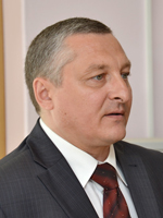 Председатель федерации футбола Пензенской области Николай Болеев рассказал о создании в Пензе Академии футбола