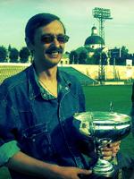 Глава Оленинского района Олег Дубов создал в небольшом посёлке интересный любительский клуб, который добился невероятного успеха - выиграл Кубок Тверской области