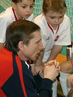 Ринат Юнисов, Председатель совета клуба и тренер ДФК «Ц.А.Р.И.» (Москва), один из «дворовых» наставников, сделавших свой клуб заметным