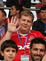 Александр Касаткин подробно поведал о своем первом опыте организации спортивного соревнования - турнира по пляжному футболу