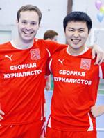 Интервью с Александром Кимом и Андреем Гуком - основателями портала futboloff.ru, освещающего разнообразный мир любительского футбола Санкт-Петербурга