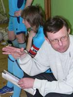 Главный судья городского Первенства Вологды  среди женских команд Андрей Коковкин подвел итоги турнира и рассказал о плюсах и минусах женского футбола в городе