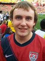 Footcom.ru обменялся межконтинентальным опытом с участником NASSC (Чемпионат Северной Америки по пляжному футболу) Аленом Монеттом