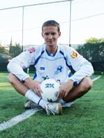 Максим Зауров, мини-футбольный тренер. Предлагает уникальные видеопрограммы по тактике и технике мини-футбола для любительских команд