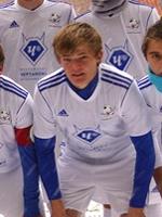 Воспитанник ставропольской школы