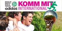 KOMM MIT International - международные молодёжные турниры по футболу