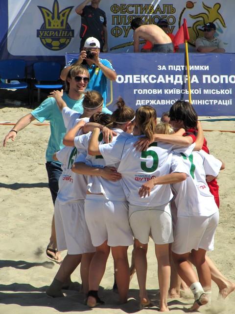 Беличанка Коцбинское - лидер украинского женского футзала, ДЮСШ мини-футбол