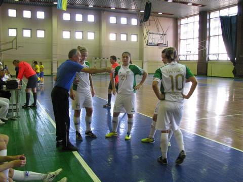 Беличанка Коцбинское - лидер украинского женского футзала
