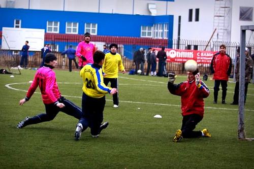 Зимнее Первенство Краснознаменска по мини-футболу